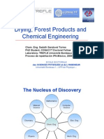 Drying, Forest Products and Chemical Engineering