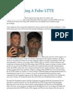 Camouflaging a False LTTE