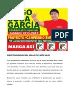 Hugo Sosa Garcia Por La Insdustrializacion(1)