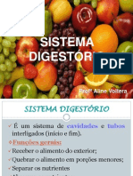Aula 8 - Sistema Digestório