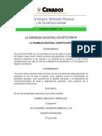 Ley de Amparo, Exhibición Personal
