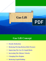 Gas Lift Production