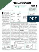 Field Effect Transistors (Fets) Explained