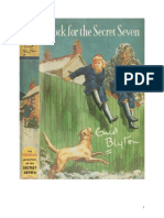 Enid Blyton Secret Seven 13 Shock for the Secret Seven (1961)