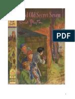 Enid Blyton Secret Seven 12 Good Old Secret Seven (1960)