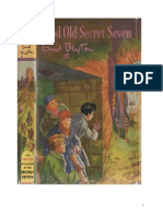 Enid Blyton Secret Seven 12 Good Old Secret Seven (1960)