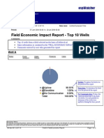 Field Economic Impact Report