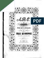 ABC du piano (Le Couppey, Félix)