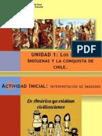 PUEBLOS INDÍGENAS Y LA CONQUISTA DE CHILE