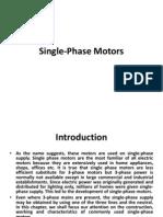 12252 Single-Phase Motors