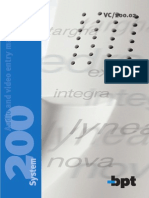 System 200 Technical Manual