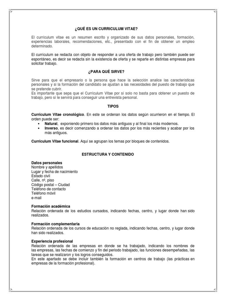 Famoso Construir Currículums Composición - Ejemplo De Colección De ...