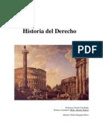 Resumenes Historia Del Derecho