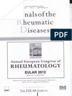 TAASS Annals of the Rheumatic Diseases