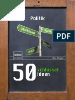 Ben Dupré - Politik 50 Schlüsselideen