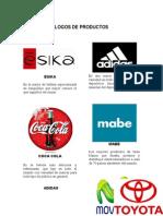 Logos de Productos