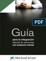 Guia Integracion Laboral Enfermedad Mental Grave