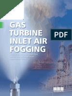 Gaz Turbine Inlet Air Gogging