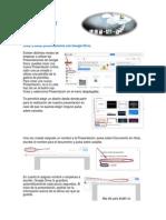 Presentaciones Con Google Drive