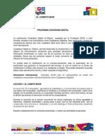 CiudadanoDigital Niv 1 Lec 1