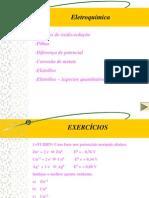 EletroquímicaExercícios