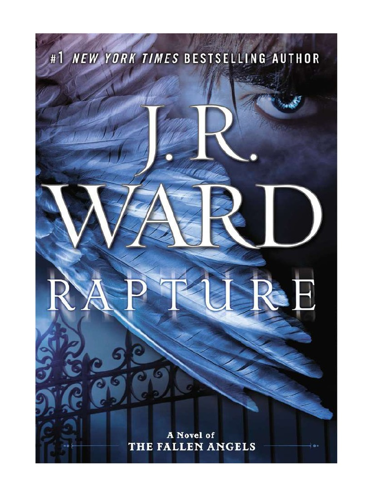 J.R.Ward-4º Saga Angeles Caidoss Extasis Rapture 93f83e22ca001