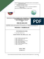 Exp Tecnico Chumbivilcas