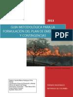 Guiametodologiaplandeemergencia2013