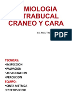 Semiologia Extrabucal Ll