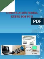 COMUNICACIÓN SERIAL ENTRE DOS PC'S