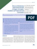Inhibidores de Corrosion en Infraestructuras