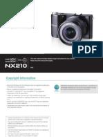 Samsung NX210 Camera Manual