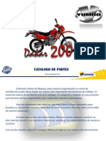 Dakar 200 Yumbo