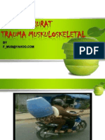 Trauma Muskuloskeletal