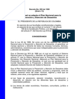 Decreto 093 Del 98