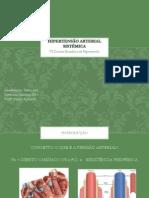 HIPERTENSÃO ARTERIAL SISTÊMICA (VI Diretriz Brasileira de Hipertensão)