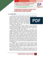 PELATIHAN FASILITATOR KESEHATNA SE INDONESIA DI MAKASAR