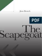 The Scapegoat by Jana Branch