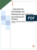 Propuesta de Actividades Nivelacion 8vo (1)