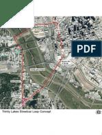 Trinity Lakes Streetcar Loop Concept