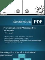 Education & Metacognition