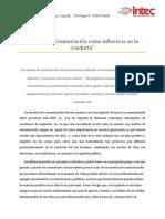 Medios de Comunicación como influencia en la conducta.docx