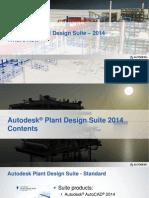 Autodesk Plant Design Suite 2014 Whats New Presentation En