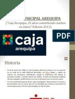 Caja Municipal Arequipa