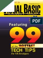 101 Tech Tips for VB Developers 002