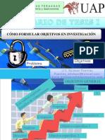 Seminario de Tesis i Como Formular Objetivos en La Investigacion_03