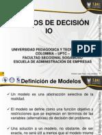 MODELOS_de Decision Operativa