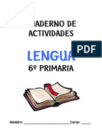 Ejercicios Lengua