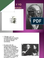 Borges y Yo (Taller de Expresion Literaria)