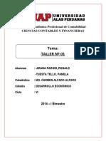 Taller 01